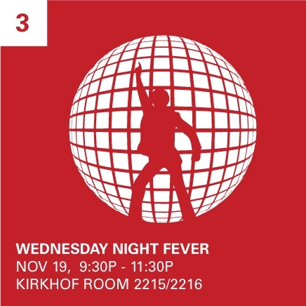 Wednesday Night Fever